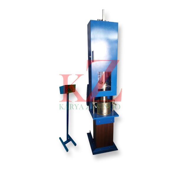 Suplier alat-alat laboratorium teknik sipil Automatic Asphalt Compactor