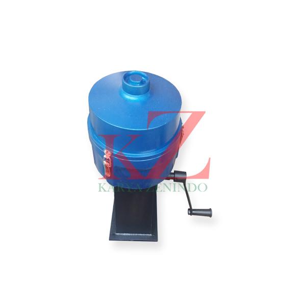 Suplier alat-alat laboratorium teknik sipil Centrifuge Extractor Hand Operated
