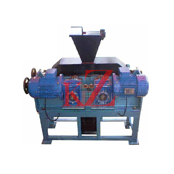 Suplier alat-alat laboratorium teknik sipil Double Roll Crusher 20