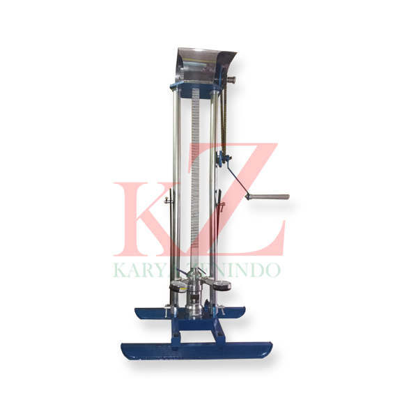 Suplier alat-alat laboratorium teknik sipil Dutch Cone Penetrometer (Sondir 2.5 tons)