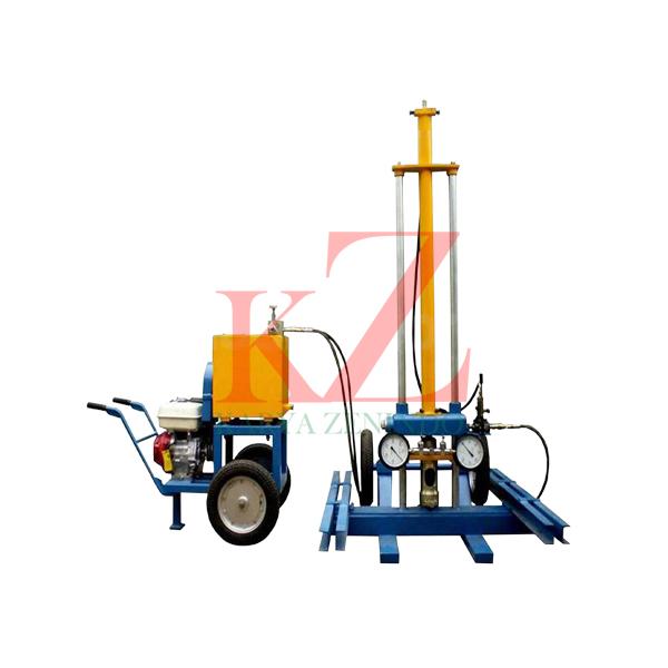 Suplier alat-alat laboratorium teknik sipil Hydraulic Cone Penetrometer