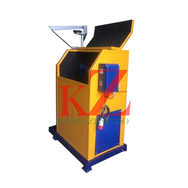 Suplier alat-alat laboratorium teknik sipil Laboratory Pulverizer Pneumatic
