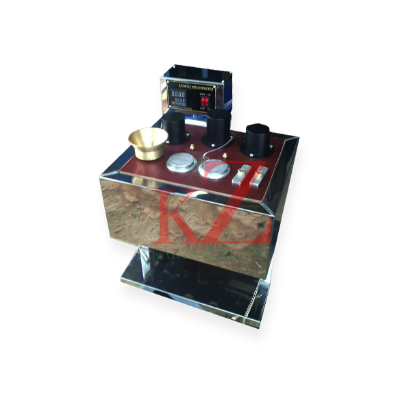 Suplier alat-alat laboratorium teknik sipil Saybolt Viscosimeter Test Set