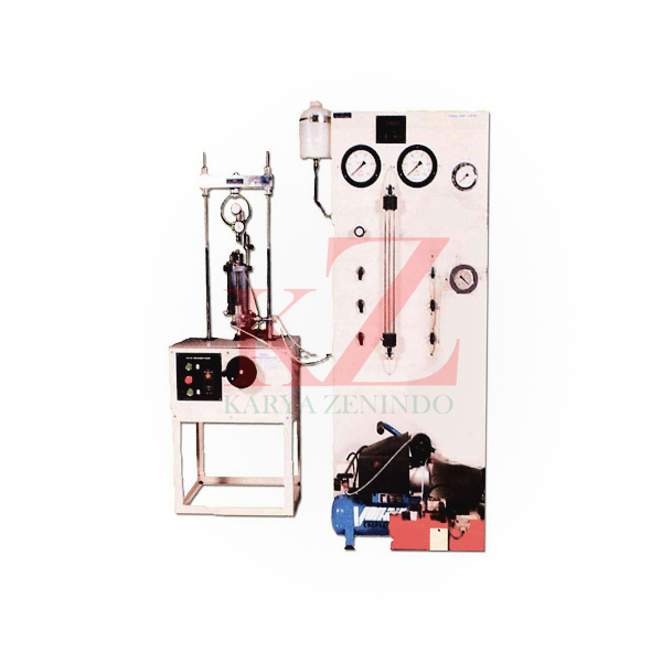 Suplier alat-alat laboratorium teknik sipil Triaxial Test Set