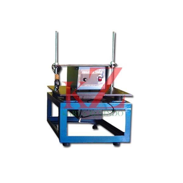 Suplier alat-alat laboratorium teknik sipil Vibrating Table